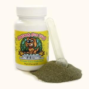 SeaDent botanical pet food supplement